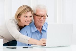 La Red, aliada de las personas mayores