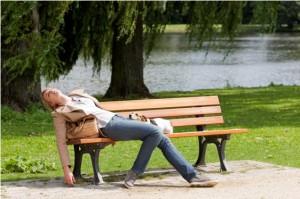 Más de la mitad de la población se siente más cansada con la primavera