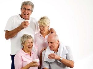 El envejecimiento activo y saludable, un reto