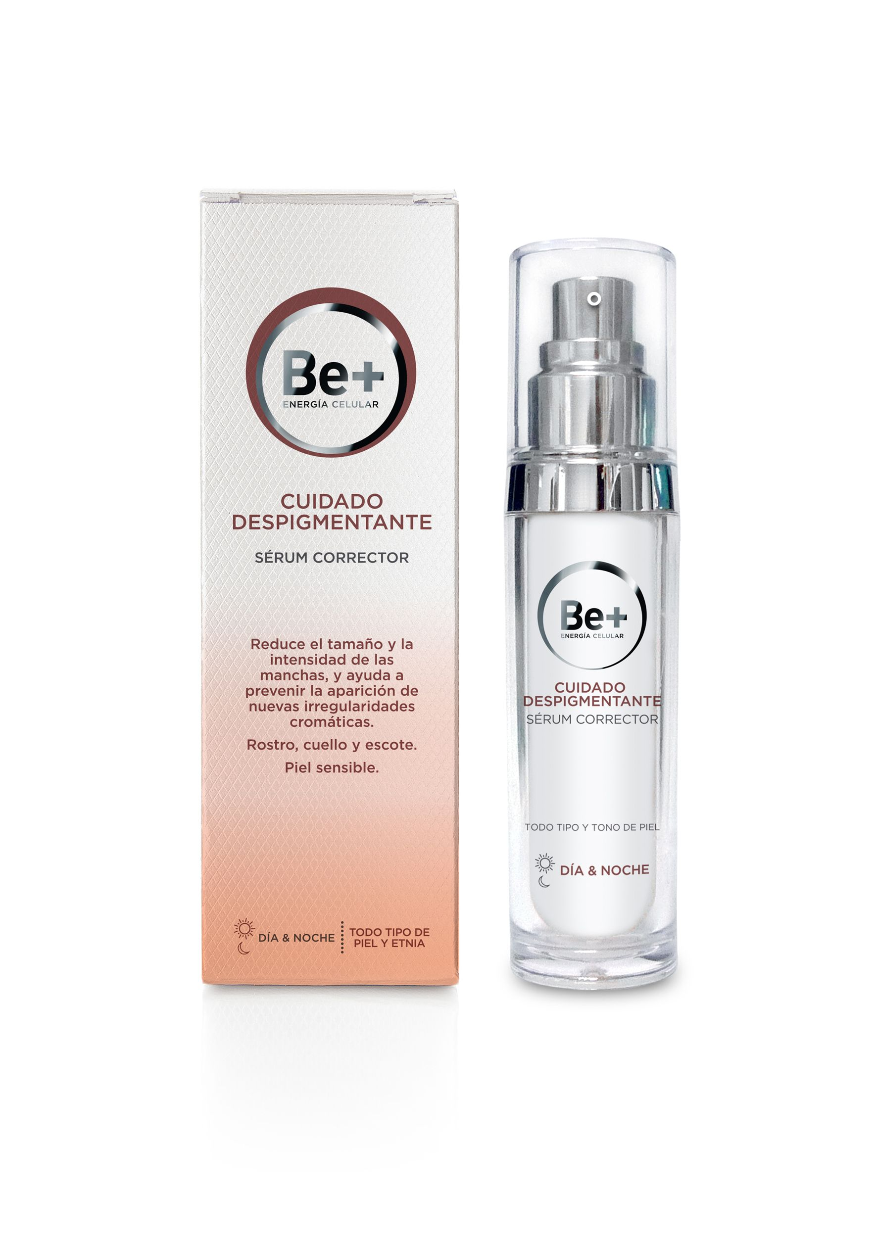 Be+ Serum despigmentante