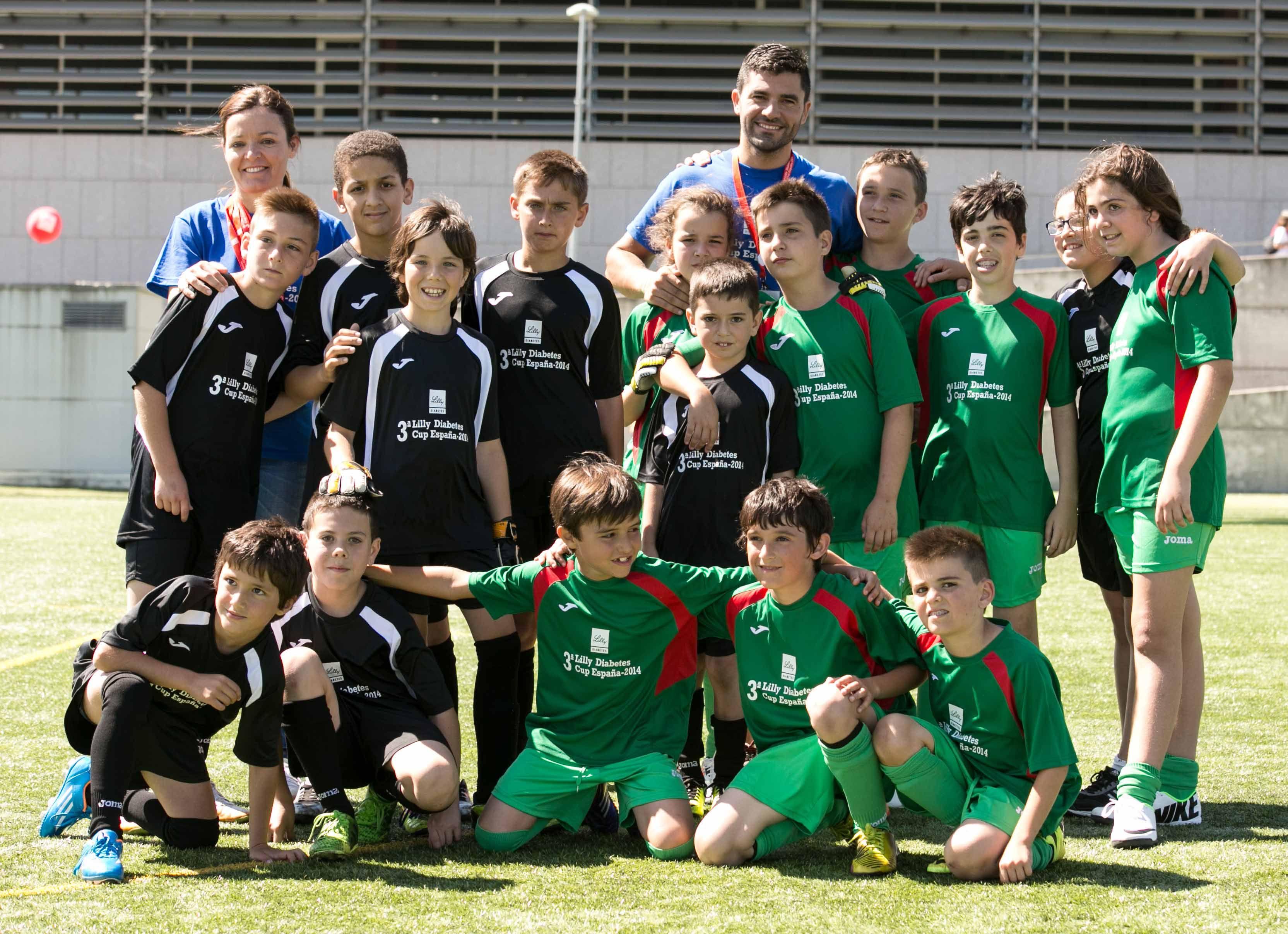 Equipos finalistas_LillyDiabetesCup2014