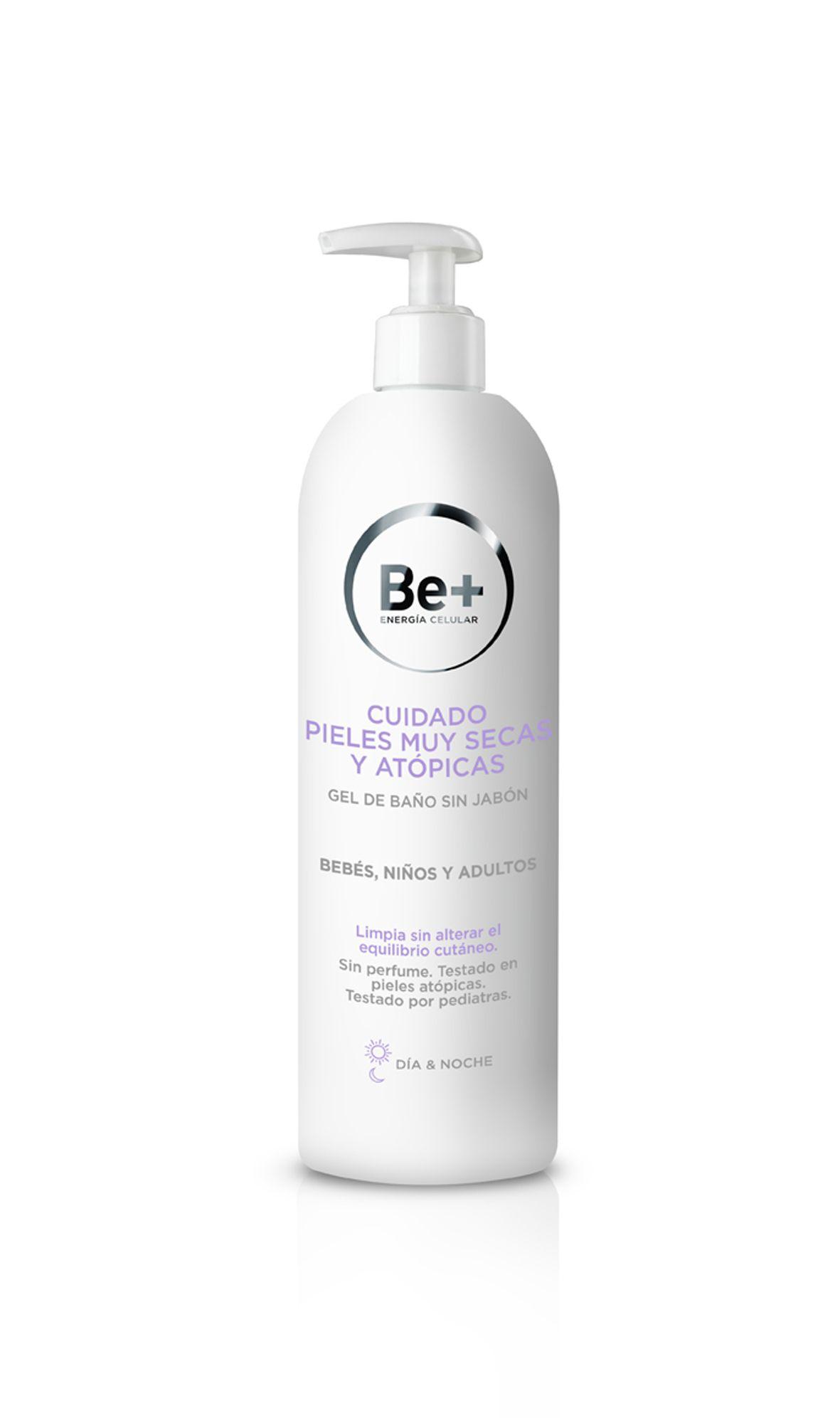 Be gel pieles atopicas - Gel de bano sin productos quimicos ...
