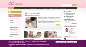 Cigna lanza una Web sobre fertilidad para expertos y usuarios