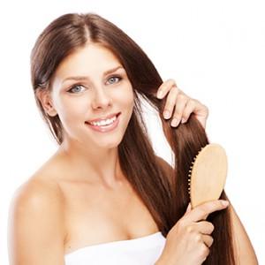 Mima tu cabello  tras el verano