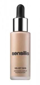 Sensilis Velvet Skin: serum de maquillaje anti-edad