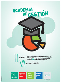 """TEVA pone en marcha la """"Academia de Gestión"""""""
