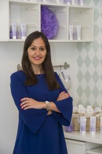 """María Garnica, Marketing Manager de Weleda: """"Es importante no erosionar la barrera protectora de la piel del bebé"""""""