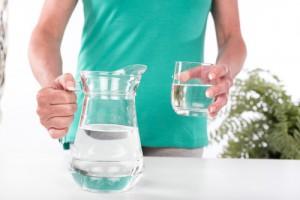 La pérdida de líquido corporal puede afectar al rendimiento físico