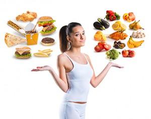 Conoce tu cuerpo, escoge tu alimento