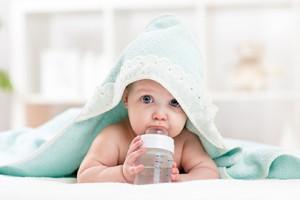 Primeros alimentos sólidos para tu bebé