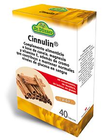 Cuida tu azúcar con Cinnulin