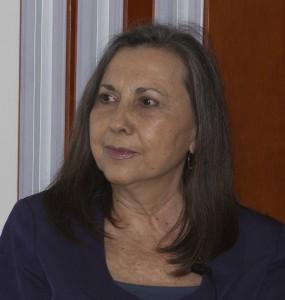 Mª José Alonso, Vocal de Plantas Medicinales y Homeopatía del Colegio Oficial de Barcelona