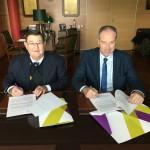 Firma acuerdo intercooperativo Novaltia Cofarme