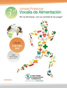 III Jornada Profesional de Alimentación para farmacéuticos