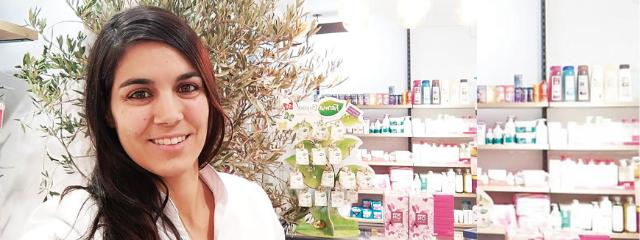 home farmacia Carmen Jaén Seijo