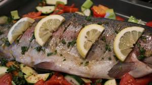 Falta de consumo de pescado en España