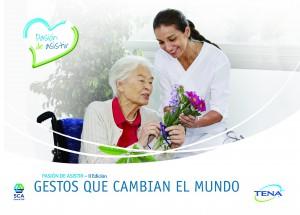 TENA ensalza la labor asistencial en residencias de mayores