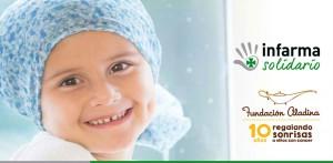 Infarma solidaria con la Fundación Aladina