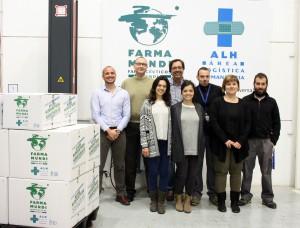 El Área Logística de Farmamundi ultima la apertura de su Depósito Aduanero
