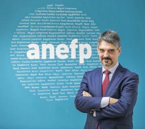 """""""El sector está en una dinámica positiva"""", Jaume Pey, Director General de anefp"""