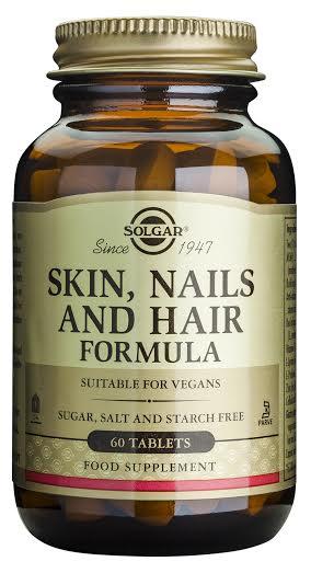 solgar skin, nail, etc