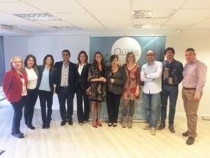 La Fundación Quaes celebra el primer Comité de Pacientes
