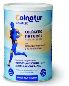 Colnatur Complex gana el premio Oro en Nutricosmética