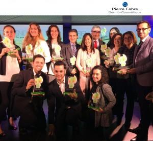 Galénic, la gran triunfadora de los premios iDermo 2016