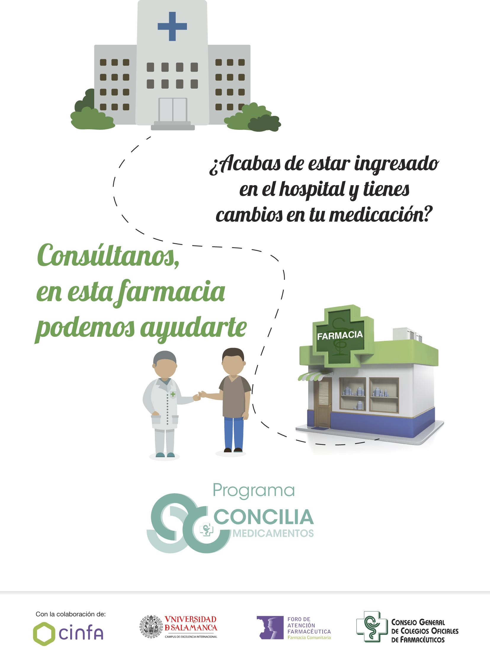 Proyecto de conciliación de medicamentos