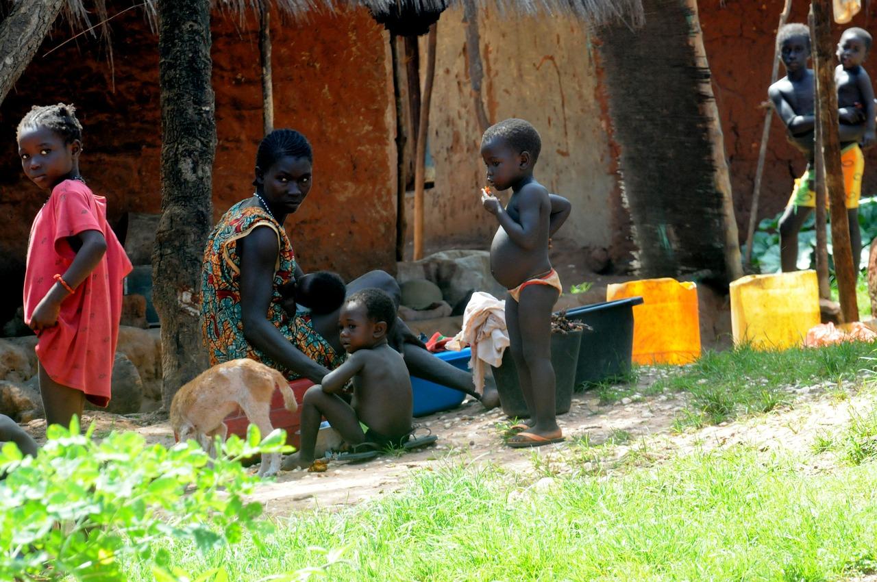 VIH en África