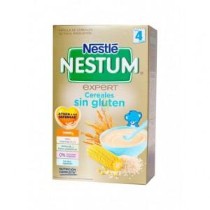 Nestle nestum expert cereales sin gluten desde 4 meses 600g - Cereales sin gluten bebe 3 meses ...