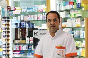"""""""El Pacto por la Sanidad Riojana debe situarnos como parte activa de las estrategias y los planes de salud"""", Mario Domínguez Rincón, Presidente del COF de La Rioja"""
