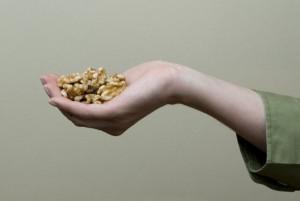 Las nueces y el envejecimiento saludable