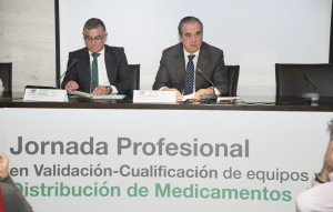 Jornada sobre la aplicación de las buenas prácticas en la distribución farmacéutica
