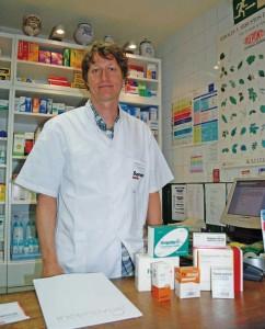 """""""El papel que juega la farmacia rural en la sociedad es muy importante"""", Francisco López Sela"""