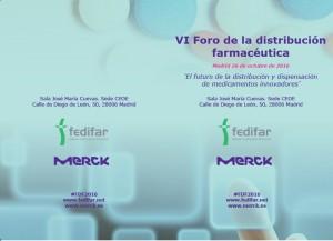 Fedifar celebra el IV Foro de distribución farmacéutica