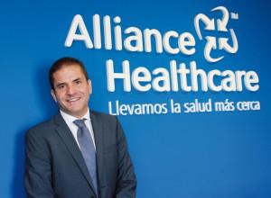 """""""Hemos demostrado con creces que apostamos por el modelo farmacéutico español"""", Javier Casas, Director General de Alliance Healthcare España"""