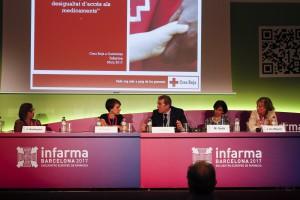 La ONG Banco Farmacéutico presenta en Infarma el Fondo Social de Medicamentos