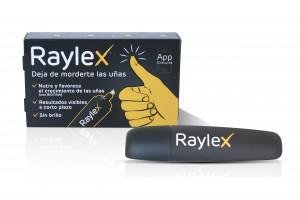 Raylex te ayuda a dejar de morderte las uñas