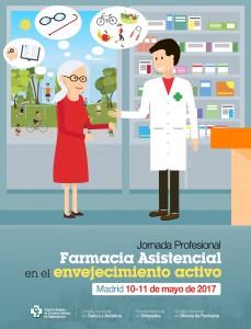 La Farmacia Asistencial tiene una nueva cita para abordar la cronicidad y el envejecimiento