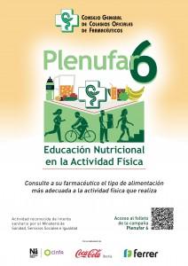 Las farmacias aragonesas ofrecerán información nutricional en la actividad física