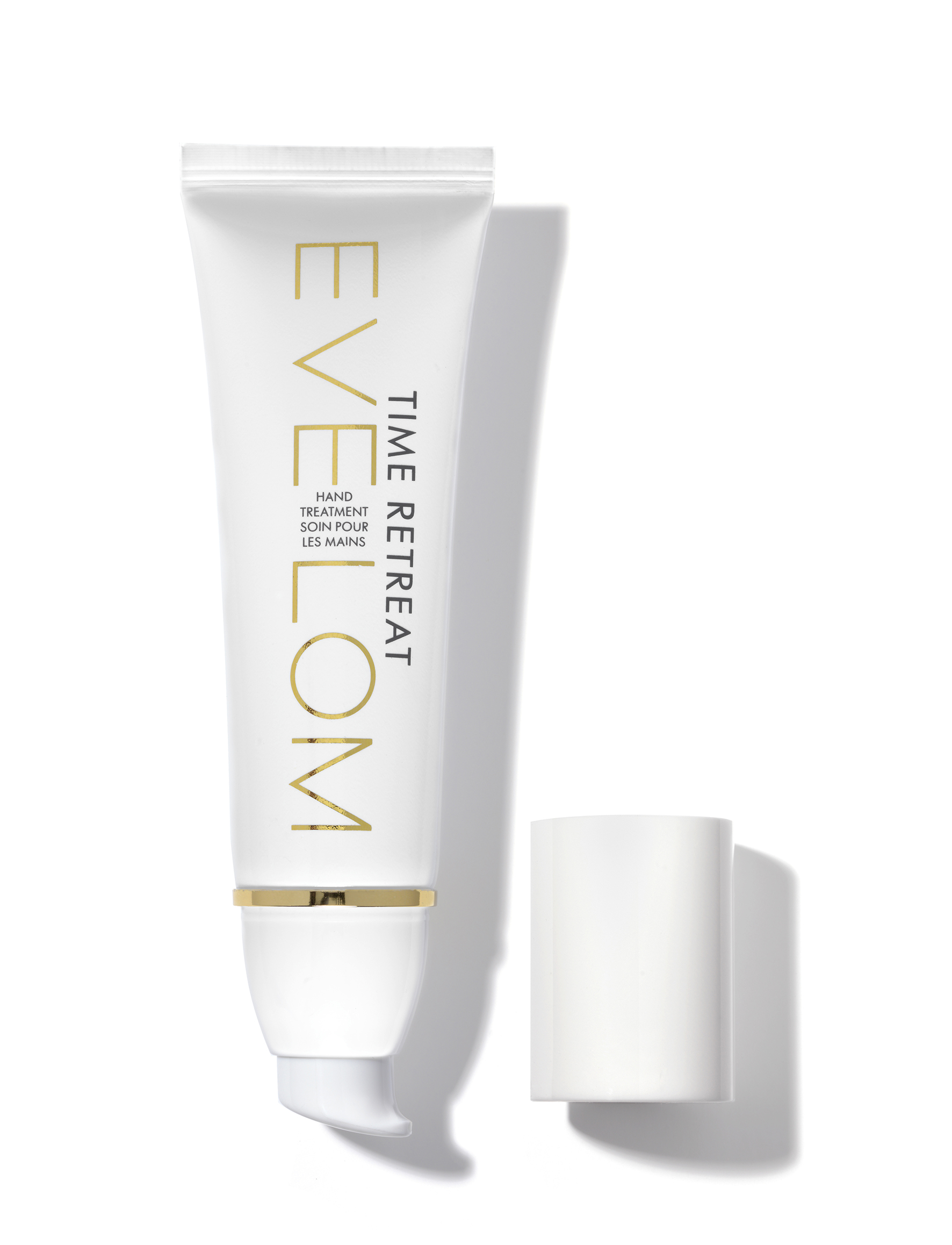 EVE LOM Time Retreat Hand Treatment Lid Off
