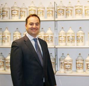 """""""Es importante potenciar la formación del farmacéutico para reforzar su papel en educación sanitaria y prevención"""", Pedro Rivero, COF Álava"""