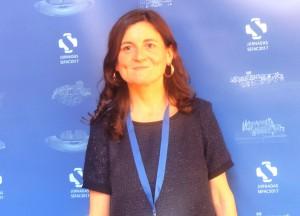 La farmacéutica ferrolana Montserrat Lage Piñón, nueva presidenta de SEFAC Galicia