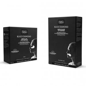 Black Diamond-Ionto: tratamiento intensivo para el contorno de ojos y labios