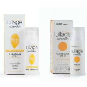 Lullage te ofrece un solar para cada tipo de piel