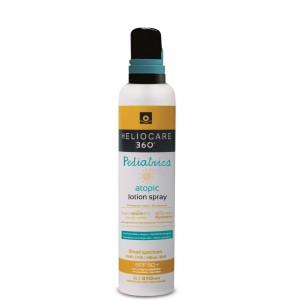 Heliocare 360º Pediatrics Atopic Lotion Spray para pieles atópicas
