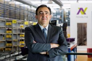 """""""Potenciaremos la cartera de servicios integrales para beneficiar a las farmacias"""" (Miguel Ángel Artal Lerín, presidente de Novaltia)"""