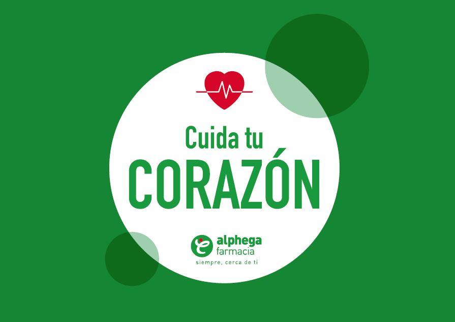 Logo campaña Cuida tu corazón_Alphega Farmacia