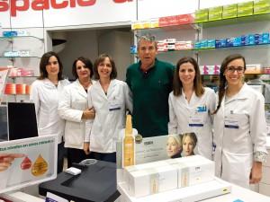 """""""La principal carencia de la farmacia actual es su aislamiento respecto al equipo sanitario"""", Damià Barris Blundell, Farmacia Zarzuelo"""